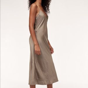 Wilfred Free: silk dress